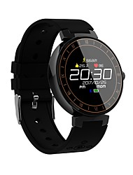 cheap -Alarm Clocks / Multifunction Watch / Smartwatch YY-CPL8 for Android 4.4 / iOS Calories Burned / Pedometers / Exercise Record Pulse / 64MB
