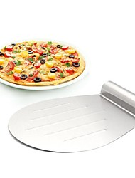 cheap -Bakeware tools Stainless Steel Heatproof High Quality Cake For Pizza For Bread Tray