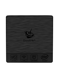 economico -Beelink BT3pro Mini PC Linux / Microsoft Windows 10 Mini PC Intel Atom x5-Z8350 Processor  (2M Cache, up to 1.92 GHz) 4GB RAM 32GB ROM Quad Core