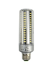 abordables -1pc 25W 3000lm E26 / E27 Ampoules Maïs LED T 96 Perles LED SMD 5736 Décorative Blanc Chaud / Blanc Froid 85-265V / RoHs