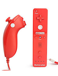 preiswerte -Kabellos Bluetooth Bediengeräte Für Nintendo Wii Bediengeräte Neuartige Kabellos