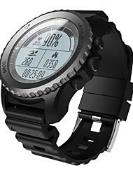 Недорогие -KING-WEAR® S968 Многофункциональные часы Смарт Часы Android iOS Bluetooth Контроль APP GPS умный Импульсный трекер Таймер Секундомер Педометр Напоминание о звонке / Датчик для отслеживания активности