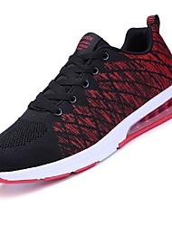 povoljno -Muškarci Cipele Til Mreža Ljeto Svjetleće tenisice Udobne cipele Sneakers Hodanje Staze i igrališta Tenis Trčanje za Kauzalni Sive boje