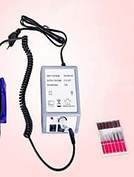 Недорогие -Pinpai маникюр электрический гвоздь инструмент инструмент поставки машины скорость вращения машины для гвоздя