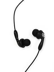 cheap -505 Earphones (Earbuds, In-Ear) Wired Headphones Piezoelectricity Plastic Mobile Phone Earphone Headset