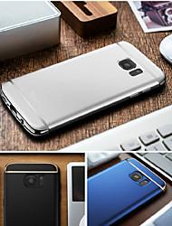 preiswerte -Hülle Für Samsung Galaxy S8 Plus S8 Beschichtung Rückseite Volltonfarbe Hart PC für S8 Plus S8 S7 edge S7 S6 edge plus