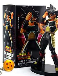 povoljno -Anime Akcijske figure Inspirirana Dragon Ball Son Goku PVC 20cm CM Model Igračke Doll igračkama