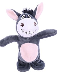 abordables -Animal Cheval Cow Animal Peluches Parlant Animaux Ordinaire Unisexe Cadeau
