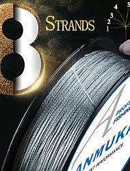 cheap -100M / 110 Yards PE Braided Line / Dyneema / Superline Fishing Line 80LB 70LB 60LB 50LB 45LB 40LB 35LB 30LB 25LB 20LB 15LB 12LB 10LB 8LB