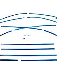 abordables -Argent Autocollant pour auto Business Garniture de fenêtre Non spécifié Garniture de fenêtre
