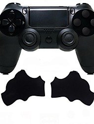 billige -Trådløs Game Controller Til PS4 ,  Bluetooth Vibrering / Touchpad / Lav vibration Game Controller ABS 1 pcs enhed