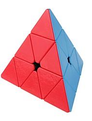 Недорогие -Кубик рубик 1 шт Shengshou D0930 Pyramid 3*3*3 Спидкуб Кубики-головоломки головоломка Куб Глянцевый Мода Подарок Универсальные