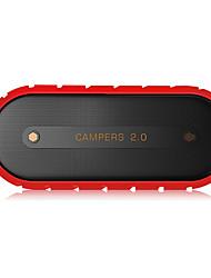 preiswerte -Mrice Campers 2.0 Bluetooth Lautsprecher Wasserfest V4.0 3.5 mm AUX Lautsprecher für Regale Grün Schwarz Rot
