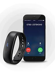 baratos -D9 Relógio inteligente Android iOS Bluetooth Smart Podômetro Monitor de Atividade Monitor de Sono Lembrete sedentária / Sensor de Frequência Cardíaca / 200-250