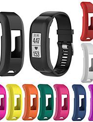 cheap -Watch Band for Vivosmart HR Garmin Modern Buckle Silicone Wrist Strap