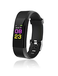 cheap -Smart Bracelet Smartwatch c115plus for Android iOS Bluetooth Relaxed Fit Built-in Bluetooth Time Display Message Reminder Call Reminder Call Reminder Fitness Tracker Sleep Tracker Sedentary Reminder