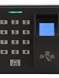 cheap -M-F100 Access Controller Fingerprint / Password / ID Card Office / Factory