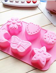 baratos -Ferramentas bakeware Gel De Silicone Heatproof Gadget de Cozinha Criativa em botão Chocolate Cupcake Ferramentas de Sobremesa