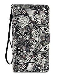 cheap -Case For Huawei Mate 10 lite Mate 10 pro Card Holder Wallet with Stand Flip Pattern Full Body Cases Lace Printing Hard PU Leather for