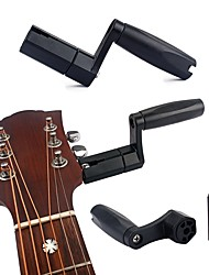 cheap -Professional Guitar Accessory Guitar Plastic Metal Musical Instrument Accessories 14*6*2.2cm