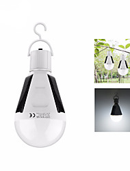 preiswerte -12W Solar LED Bulb Lantern Rechargeable Sensor Charge Laternen & Zeltlichter LED 1 Beleuchtungsmodus Tragbar / Leichtes Gewicht Camping /