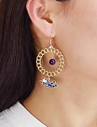 cheap -Women's Mismatch Ball Drop Earrings - Casual / Mismatch Gold Earrings For Daily / Date