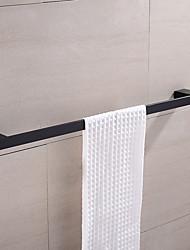 abordables -Barre porte-serviette Haute qualité Moderne Laiton 1pc - Bain d'hôtel Montage mural