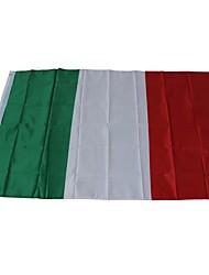 baratos -Decorações de férias Eventos esportivos Copa do Mundo Bandeira Nacional Italy 1pç