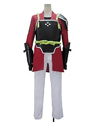 cheap -Inspired by Sword Art Online Cosplay Anime Cosplay Costumes Cosplay Suits Other Short Sleeve Coat / Top / Pants For Unisex Halloween Costumes