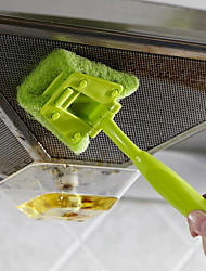 abordables -Cocina Limpiando suministros Esponja / PÁGINAS Cepillo y Trapo de Limpieza Tratamiento Anti Manchas 1pc