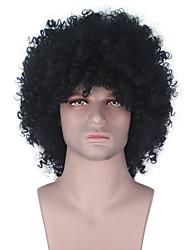 povoljno -Lolita perika Lolita Crn Sjaji i svijetli Lolita Perika 35cm CM Cosplay Wigs Wig Za