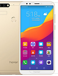 Недорогие -Защитная плёнка для экрана Huawei для Honor 7C(Enjoy 8) Y9 (2018)(Enjoy 8 Plus) PET Закаленное стекло 2 штs Протектор объектива спереди и
