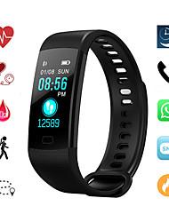 economico -Y5 Intelligente Bracciale iOS Android Schermo touch Calorie bruciate Contapassi Controllo APP Misurazione della pressione sanguigna