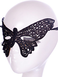 cheap -Halloween Mask Halloween Prop Halloween Accessory Comfy Exquisite Sexy Lady Butterfly Theme Holiday Classic Theme Fairytale Theme Romance