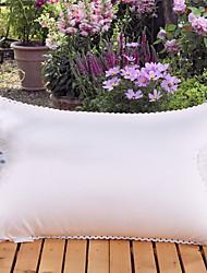 baratos -Confortável-superior qualidade cama travesseiro inflável confortável travesseiro trigo mourisco polipropileno poliéster algodão