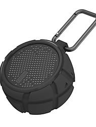 preiswerte -QCY BOX2 Speaker Bluetooth Lautsprecher Bluetooth 4.2 Micro-USB Lautsprecher für Aussenbereiche Schwarz / Orange