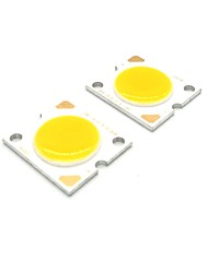 economico -ZDM® 2pcs COB Accessorio lampadina Chip LED Gel di silice / LED filo d'oro puro per faretto LED Flood Light fai da te 20 W