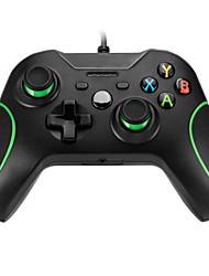 Недорогие -NJX303 Проводное Игровые контроллеры Назначение Один Xbox ,  Вибрация Игровые контроллеры ABS 1 pcs Ед. изм