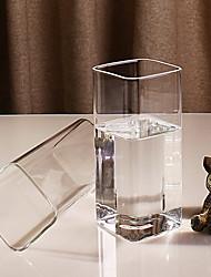 Недорогие -Drinkware стекло Чайные чашки / Стекло Boyfriend Подарок / Подруга Gift 2pcs