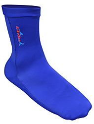 cheap -Bluedive Water Socks 1mm Neoprene for Adults - Quick Dry, Breathable, High Strength Swimming / Diving / Surfing / Snorkeling / Softness