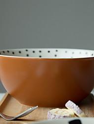 cheap -1 pc Ceramic Creative / Cool Serving & Salad Bowl, Dinnerware