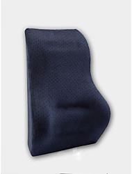 Недорогие -Комфортное качество Запоминающие форму тела подушки / Запоминающие форму подушки для сидения / Защитите талию Противоклещевой / Стрейч /