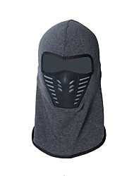 cheap -Balaclava Winter Keep Warm / Warm / Thermal / Warm Road Cycling / Cycling / Bike / Bike / Cycling Men's Cotton Blend Solid Color / Windproof