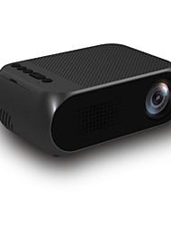 Недорогие -YG320 ЖК-проектор для домашнего кинотеатра светодиодный проектор Поддержка 400 лм 1080p (1920x1080) 24-80-дюймовый экран / QVGA (320x240)