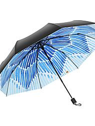 Недорогие -boy® Others Все Новый дизайн / Солнечный и дождливой / супер водонепроницаемый Складные зонты