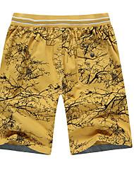 お買い得  -男性用 ベーシック ショーツ パンツ カモフラージュ