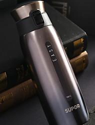 baratos -Copos Rustless Ferro / PP+ABS Vacuum Cup Portátil / Isolamento térmico / retenção de calor 1pcs