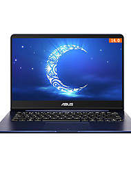 economico -ASUS Laptop taccuino U4100 14inch IPS Intel i7 I7-8550 8GB DDR4 512GB SSD * 2 GT940M 2GB Windows 10