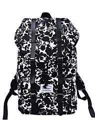 cheap -Unisex Bags leatherette / Nylon Backpack Beading / Pattern / Print for Traveling / Outdoor Red / Army Green / Black / White