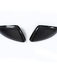 Недорогие -2pcs Автомобиль Боковые зеркала Деловые Тип пряжки For Зеркало заднего вида For Volkswagen Гольф 7 Все года